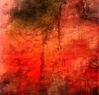 Rot schwarz, Positiv, Gold, Struktur