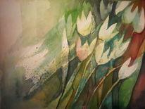 Tulpen, Blumen, Frühling, Ostern