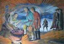 Maskenball, Prophezeiung, Gustaviii, Malerei