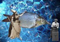 Fisch, Ton, Wallkür, Willkür