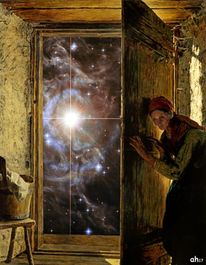 Keller, Universum, Hänsel, Tür