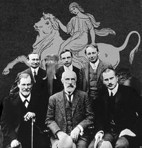 Freud, Jung, Therapeut, Europa