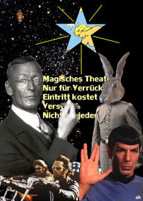 Grinsekatze, Wild, Koyaanisqatsi, Spock
