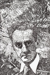Kritzel, Man ray, Fotografie, Malerei
