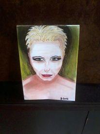 Selbstportrait, Portrait, Malerei