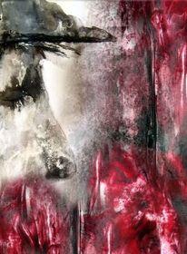 Tuschmalerei, Typ, Acrylmalerei, Kappe