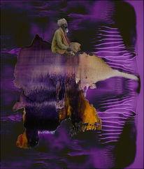 Gelb, Collage, Kashmirexpress, Schwarz