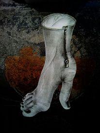 Fuß, Ader, Fotografie, Modèle
