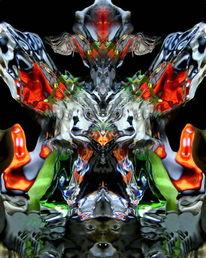 Farben, Fantasie, Experimentell, Wasser