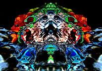 Makro, Fantasie, Farben, Licht