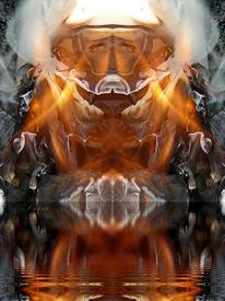 Wesen, Unterwelt, Feuer, Elemente