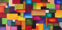 Malerei, Entstehung, Farben