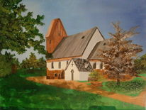 Malerei, Kirche, Sylt