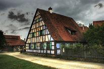 Bauernhaus, Fotografie, Hdr