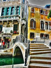 Venedig, Digitale kunst