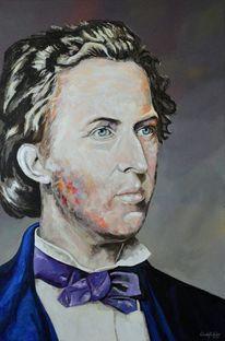 Chopin, Blau, Musik, Zeitgenössisch