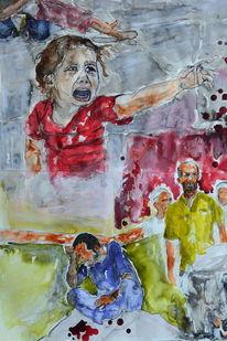 Malerei, 2014, Ausschnitt