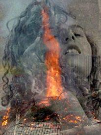 Jeanne d'arc, Digitale kunst