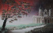 Malerei, Schloss