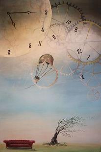Malerei, Lichtblicke, Zeit, Goethe