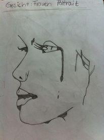 Zeichnungen, Lächeln