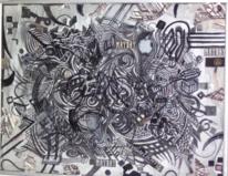 Skurril, 3d, Fantasie, Abstrakt