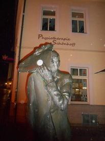 Reichenbach, Plastik, Fotografie, Scheiß