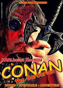 Plakatkunst, Fantasie, Kino, Conan