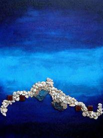 Sole, Blau, Malerei,