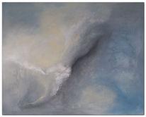 Himmel, Acrylmalerei, Wien, Horizont