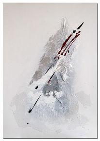 Eclyps, Silber, Acrylmalerei, Malen