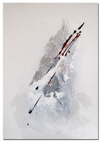 Rot, Wandbild, Malen, Wandbilder
