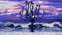 Meer, Wasser, Natur, Blau