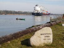 Fotografie, Nord, Ostsee, Kanal