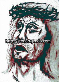 Zeichnungen, Jesus