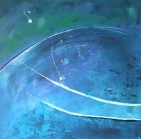 Gefühl, Frisch, Acrylmalerei, Abstrakt