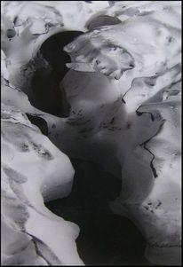 Schnee, Analog, Wildnis, Gletscher