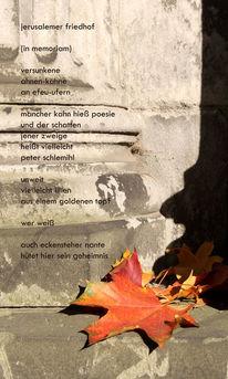 Gedicht, Kreuzberg, Collage, Artur märchen