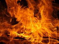 Feuer brennen hitze, Fotografie, Brennen