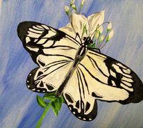 Schmetterling tiere butterfly, Malerei, Schmetterling