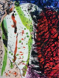 Grün, Violett, Luda34, Farben