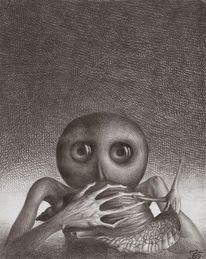 Pexia, Alptraum, Grotesk, Surreal