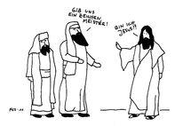 Meister, Jesus, Zeichen, Pharisäer