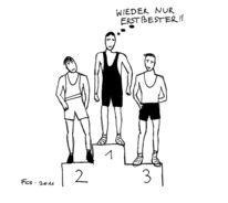 Vattel, Pisa, Erstbester, Triathlon