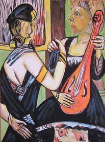 Klassische moderne, Malerei, 2014