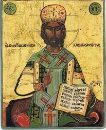 Ikonen, 1981, Jesus, Pantokrator