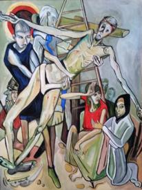 Heinz, Gemälde, Menschen, Malerei