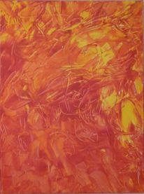 Seelenkraft ii, Malerei
