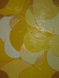 Sonne, Malerei, Gelb