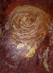 Tornado, Malerei